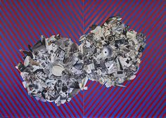 Daniel Biddy - Atlanta, GA Artist - Collage Artists - Artistaday.com