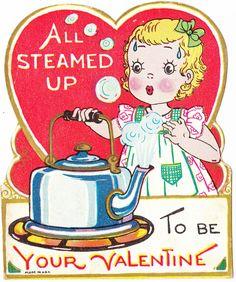 Steamy Valentine