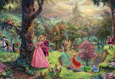 Thomas Kinkade - Paintings and Canvas for Christmas