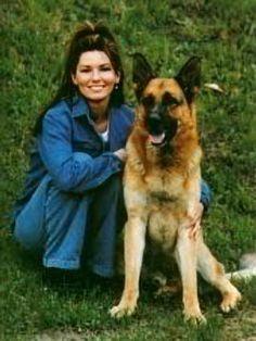 Celebrity GSD - Shania Twain & Tim