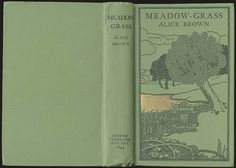 Beauty for Commerce: Meadow Grass