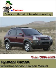 30 best hyundai service manual images on pinterest repair manuals rh pinterest com 2009 hyundai tucson owners manual 2009 hyundai tucson service manual pdf