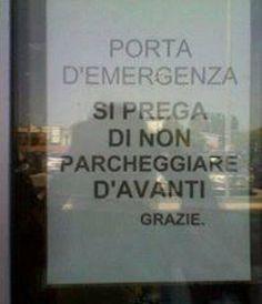 L'italiano se non lo sai...sallo! :)