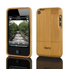 Bamboo iTouch 4 Case