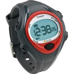 Oregon Scientific SE128 Heart Rate Monitor Watch with Calorie Tracker -- Find out more about the great product at the image link. (This is an affiliate link) #Accessories