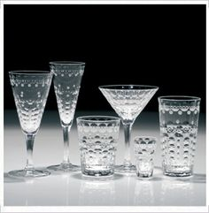 1000 images about my favorite crystal glasses on for William yeoward crystal patterns