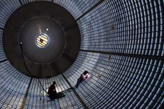 Plugging Away Inside Massive SLS Fuel Tank: Welders Complete Final Plug Fusion Welds on SLS Liquid Hydrogen Tank