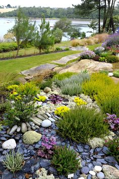 Stone in the Garden | Landscaping Design
