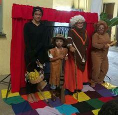 Trupe Art'Manha - Projeto Brincadeirinhas, arte, cultura e entretenimento.