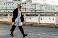 Street Style: Tommy Ton Shoots New York Fashion Week | GQ