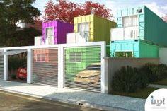 Condomínio Studio Container 70m² - Perdizes - Fachada 1