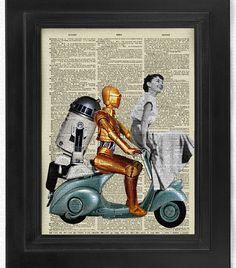 Star Wars & Audrey Hepburn