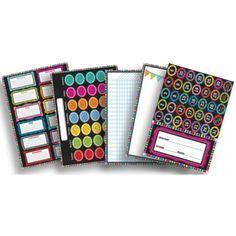 Colorful Chalkboard Bulletin Board Set, CD-110277