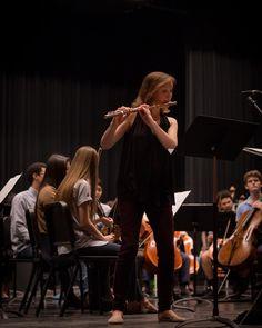 interlochenarts Thursday night, Interlochen faculty member Nancy Stagnitta will perform Christopher Rouse's Flute Concerto with the Interlochen Arts Academy Orchestra. Ara Sarkissian conducts. • Interlochen, MI • #interlochenarts #interlochen