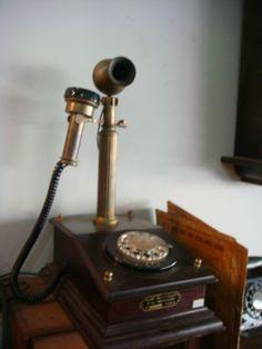 car sez: calling vintage phones...