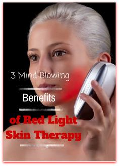 3 Proven Benefits of Red light Skin Therapy (That'll Blow Your Mind)