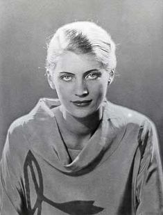 The amazing Lee Miller Man Ray's muse and artist in her own right. Photo Man Ray