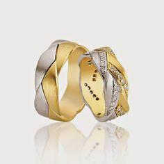 Avem cele mai creative idei pentru nunta ta!: #1302 Bangles, Bracelets, Mai, Jewelry, Fashion, Moda, Jewlery, Bijoux, Fashion Styles