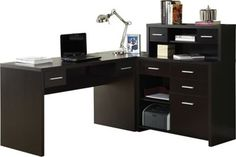 Shop Staples® for Monarch Specialties Reversible Work Center, Cappuccino and enjoy everyday low prices, and get everything you need for a home office or business. Get free shipping on orders of $45 or more and earn Air Miles® REWARD MILES®