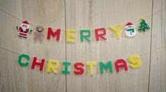 値下げ!アイロンビーズ クリスマスガーランド