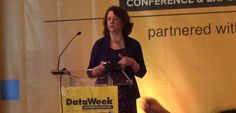 "Laura Kelly, Chief Product Officer at D&B: ""It's a very good time for #BigData and processing power to come together"" #DataWeek"