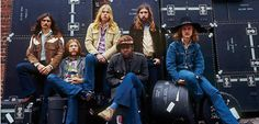 The Allman Brothers Band | Southern Rock Bands | Puresouthernrock.com