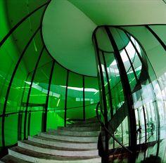 Green Glass. @designerwallace