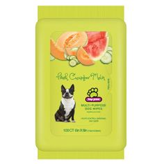 Top Paw® Fresh Cucumber Melon Multi-Purpose Dog Wipe | Shampoo & Conditioner | PetSmart