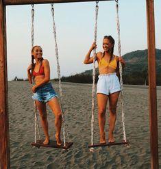 VSCO - freshvibezz Ayyy aren't those the Rybka twins Cute Friend Pictures, Best Friend Pictures, Cute Photos, Beach Photos, Bff Pics, Ft Tumblr, Shotting Photo, Best Friend Photography, Insta Photo Ideas