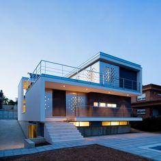 Ch_V House,© Pepo Segura