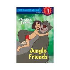 Mowgli tiene en la selva un montón de amigos de verdad.