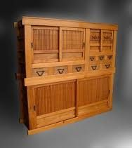 Image result for modern Japanese kitchen wall units images