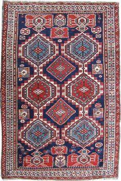 Shirvan Kaukasus 203 x 133 cm