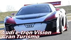 AMAZING !!  Audi e tron Vision Gran Turismo | with 815 hp AMAZING !!  Audi e tron Vision Gran Turismo | with 815 hp  AMAZING !!  Audi e tron Vision Gran Turismo | with 815 hp  #audietronquattro Audi has now revealed the E-Tron Vision Gran Turismo concept #audietronsound originally developed for the Gran Turismo Sport video game series for PlayStation 4.#audietronasphalt8  The German manufacturer has made the concept car reality  and it's amazing #audietronasphalt. The e-tron concept doesnt…
