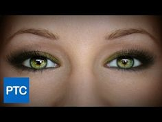 Photoshop: Creating Amazing Eyes - YouTube