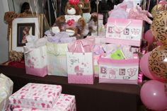 Deneen and Omar's Baby Shower | CatchMyParty.com