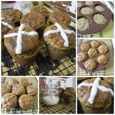 gluten-free-hot-cross-buns, grain-free-hot-cross-buns