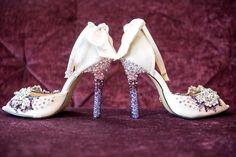 My wedding shoes! Vows, Wedding Shoes, Wedding Inspiration, Bling, Events, Fancy, Fashion, Bhs Wedding Shoes, Moda