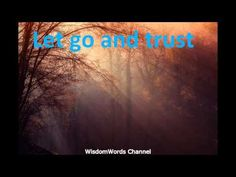 Abraham Hicks ~ Let it go and see what comes back - YouTube