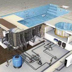 Бассейн на даче своими руками: как самому построить бетонный вариант