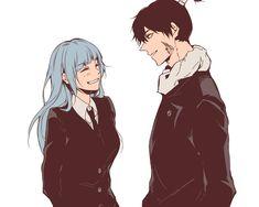 Anime Cupples, Chica Anime Manga, Anime Guys, Anime Art, Avatar, Naruto Art, Cute Anime Character, Cartoon Wallpaper, Akira
