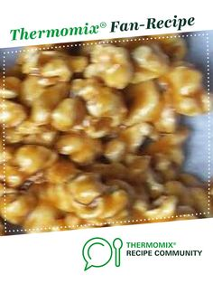 Recipe Salted Caramel Popcorn by Smile, learn to make this recipe easily in your kitchen machine and discover other Thermomix recipes in Desserts & sweets. Popcorn Recipes, Sweets Recipes, Just Desserts, Paleo Recipes, Thermomix Desserts, Salted Caramel Popcorn, Caramel Corn, Sweet Popcorn, Sweets