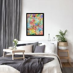 East Urban Home 'Gepard Leopard Sunset Animal Cat' Graphic Art Size: H x W Metal Walls, Metal Wall Art, Framed Wall Art, Framed Canvas, Home Aquarium Fish, Brown And Grey, Blue And White, Gray Yellow, Kitchen Rules