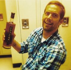 Paul with conjure