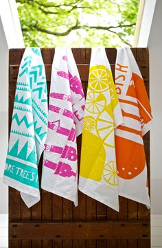 Tea Towel 'Forrest'