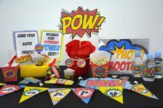 Mira este artículo en mi tienda de Etsy: https://www.etsy.com/es/listing/482563346/imprimible-superheroes-decoracion-fiesta