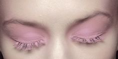 Pink make up eyes Mode Inspiration, Makeup Inspiration, Beauty Make Up, Hair Beauty, Art Visage, Lipgloss, Pastel Hair, Pastel Pink, Face Hair