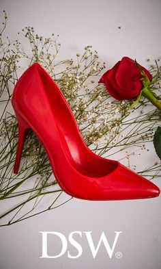 Whether it's Valentine's Day or Galentine's Day this year, complete the look with the perfect heel from dsw.com