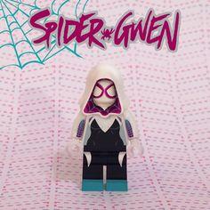 Lego Version of Spider Gwen Stacy