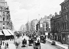 5 Weird Facts About Oxford Circus - It once had a different name.